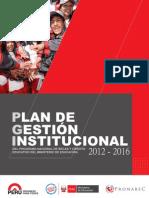 Plan GI Pronabec