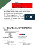 Tema 6. Magnetismo Blanco