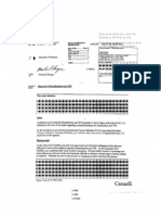 Completed Access to Information Request - Finance - A-2013-00007 - Briefing Notes
