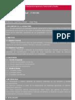 Programa Forma y Material Id Ad 2009