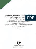 035 Conflictividad Violencia Social Cuba Colonial