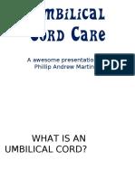 13066792 Umbilical Cord Care