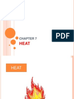 Chapter 7 heat