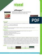 TECHNISEAL RoofKeeper 10 ans.pdf