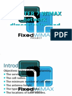 CHAPTER 7 WiMAX Network Dimension Ing and Planning
