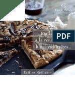 Emile Henry a La Rencontre Des Blogs Culinaire - Noel 2011