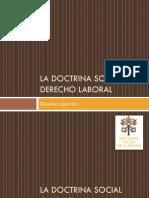 La Doctrina Social y El Derecho Laboral