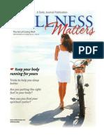 Wellness Matters Sept/Oct 2013