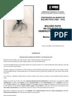 BULHÃO PATO na Coleção da Hemeroteca de Lisboa