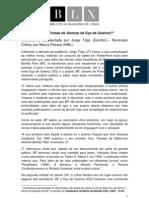 BULHÃO PATO - TOMAS DE ALENCAR DE EÇA DE QUEIROZ - JorgeTrigo
