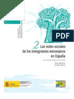 LAS REDES SOCIALES DE LOS INMIGRANTES EN ESPAÑA