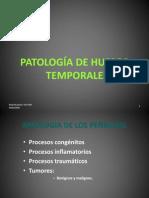 Sem 3 C-6 Patologia de Huesos Temporales