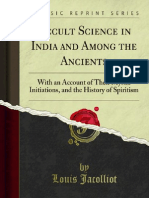 Occult Science in India and Among the Ancients 1000009873