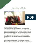 Islam in Chiapas, Mexico