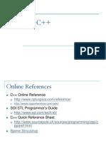 L01 - Basic of C++