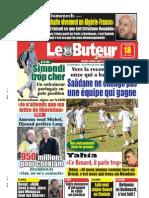 LE BUTEUR PDF du 18/06/2009