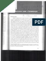 MacCormick - Retórica e o Estado de Direito - Cap. 7 - Argumento sobre a interpretação
