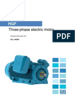ENG_Electric Motor Series of HGF