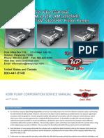 4 - Kerr Km-3250pt - Km-3300pt Service Manual 10-18-07