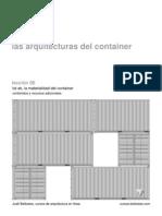 Las Arquitecturas Del Container Leccion 06 I