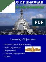 Surface Warfare
