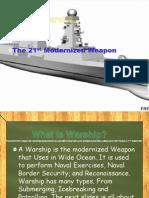 Warship_The 21st Modernized Weapon