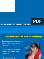 26. Humanización del nacimiento