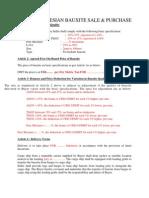 Cont Draft Sale Bauksit