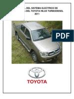 Manual Del Sistema Electrico Del Toyota Hilux Turbodiesel 2011