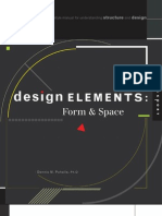 Design, Form & Space