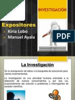 Investigacion, Articulo y Tesis KIRIA