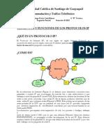Conmutacion Protocolo Ip