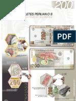 Nuevo Billete 200 Perú