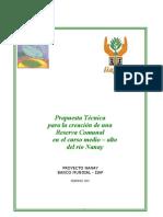 Propuesta Reserva Comunal Alto Nanay Final 1.5.