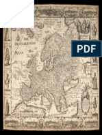 Robert Walton Map of Europe