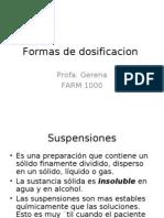 Formas de Dosificacion Farm 1000