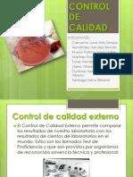 Control de Calidad 4102c