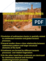 Evolution of Sedimentary Basins