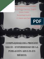 Proceso Salud Enfermedad Social Presentacion