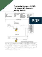 Conectare Proximity LJ12A3