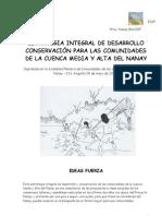 Cartilla Estrategia Integral Cuenca 1