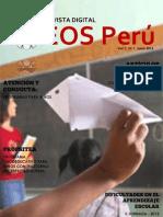 revista psicopedagógica EOS PERU