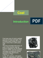 COAL-Rank, Grade and Type