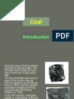 COAL-Rank, Grade and Type