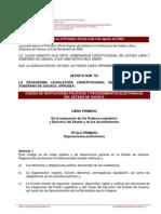 Código de Instituciones Políticas y Procedimientos Electorales de Oaxaca