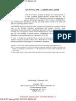 Servicios Manual - NEC Versa 6060 Series Laptop