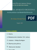 4. Patologia Gastrointestinales Edgar Upao