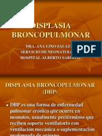 Displasia Broncopulmonar- Red Neonatal