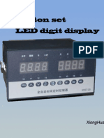 XHST-20 programmable time controllerUser Guide