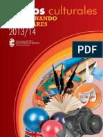 Cursos Culturales 2013-2014